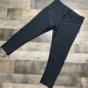 Onzie Solid Black Leggings Size Large/X-Large